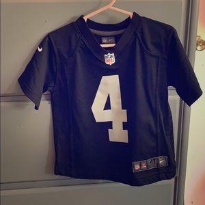 Raider jersey